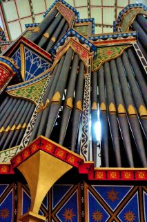 Autumn Organ Recitals at the Minster.
